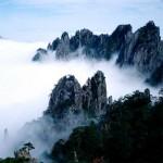 Горы Цзюхуашань