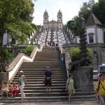 Бон-Жезуш-ду-Монте (Bom Jesús do Monte), Брага