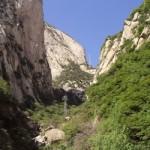 Путь к вершинам   Хуашань