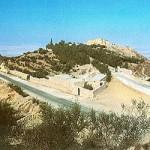 Нево – гора в Иордании