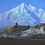 Священная гора Арарат