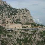 Священная гора Монтсеррат