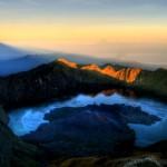 Гора Агунг