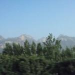 Священные горы Поднебесной