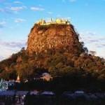 Гора Попа (Бирма)