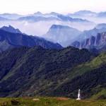 Горы Утайшань